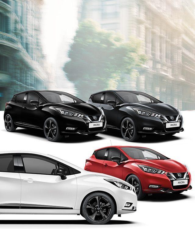 Nissan micra akcija