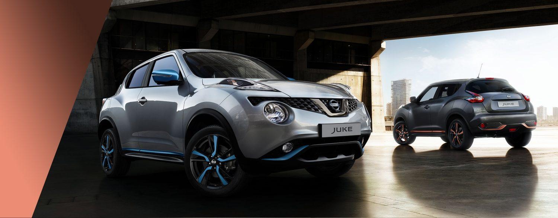 Nissan Juke pasiulymas