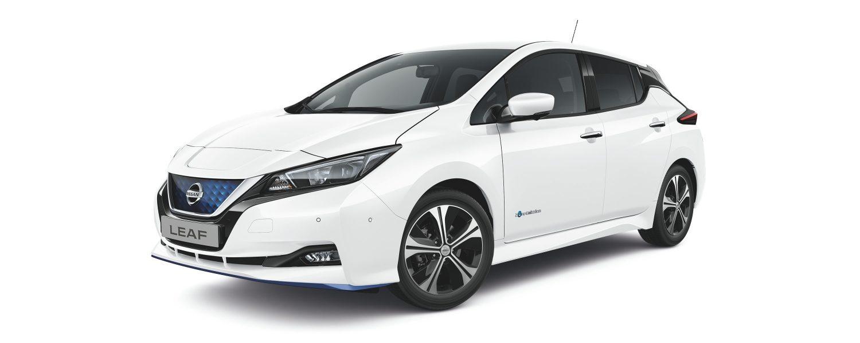 Elektromobilis Nissan LEAF specialus pasiūlymas ivuana