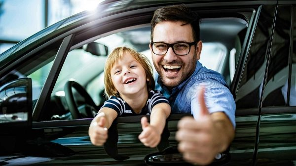 Nissan LEAF lojalumo programos pasiūlymas