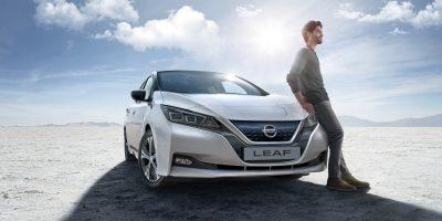 Nissan LEAF pasirinkimas pagal poreikius ivuana