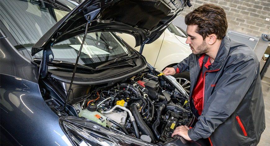 Nissan 5 plius serrvisas senesniems automobiliams ivuana