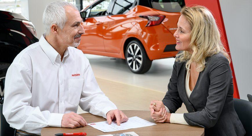 Nissan techninės priežiūros sutartis ivuana