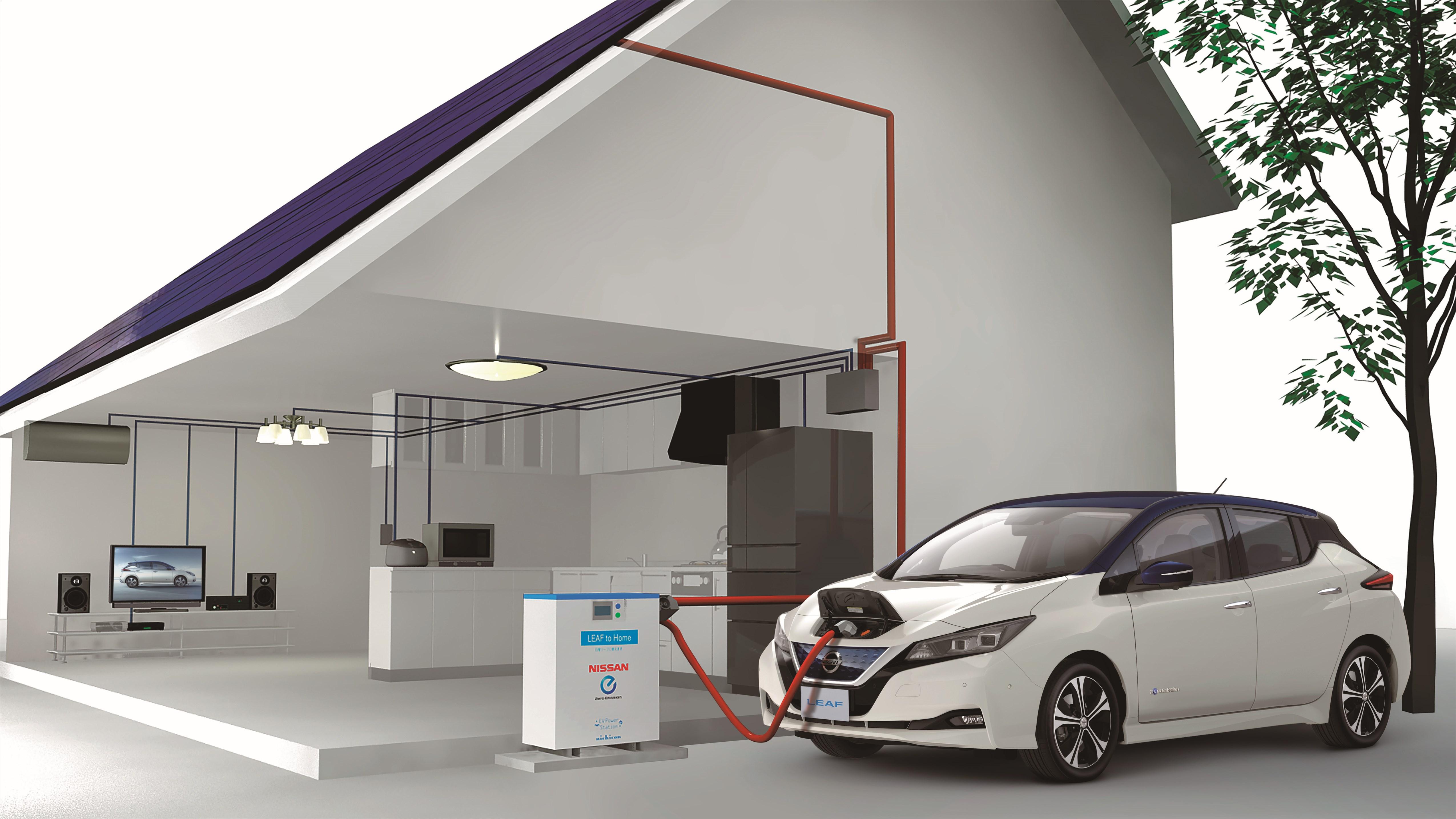"""""""Nissan LEAF"""" pirmauja elektrinių automobilių pardavimų rinkoje Europoje"""