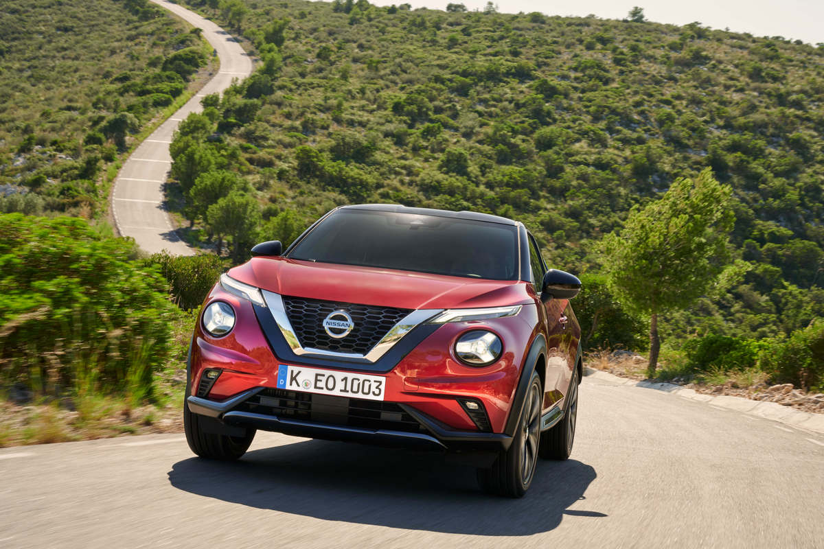 """Naujasis """"Nissan JUKE"""" išvyko į Barseloną"""
