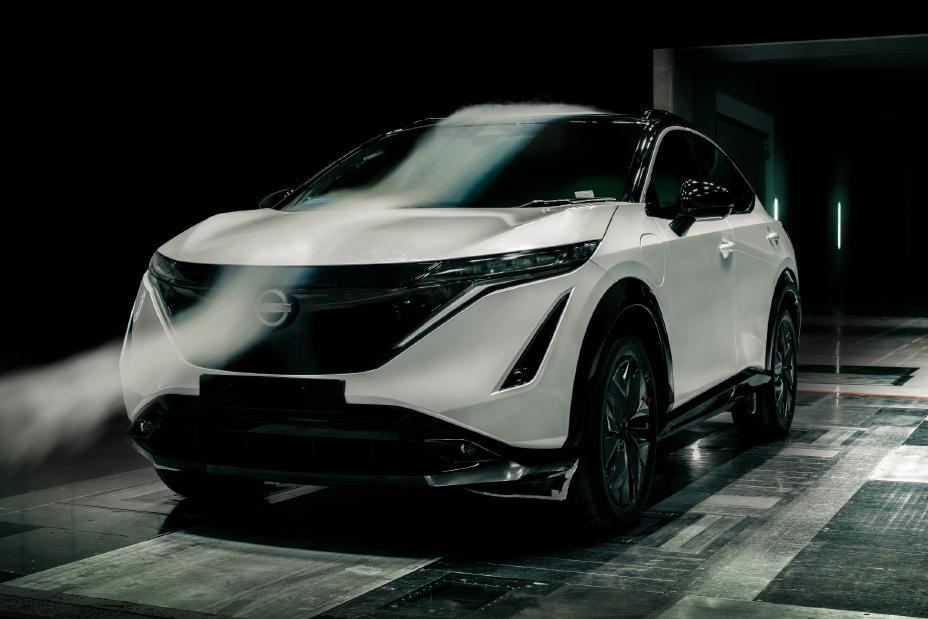 Nissan Ariya nuvažiuos iki 500 km